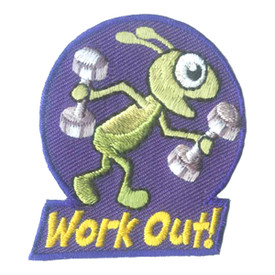 S-2882 Work Out Patch