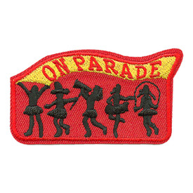 S-0154 On Parade Patch