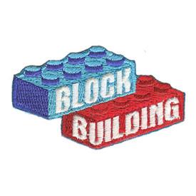 S-2899 Block Building Patch