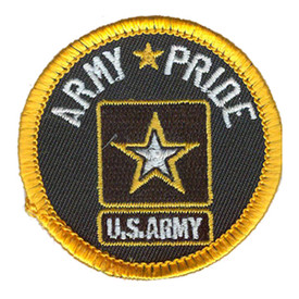 S-2910 Army Pride Patch
