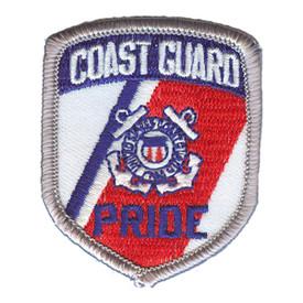 S-2912 Coast Guard Pride Patch