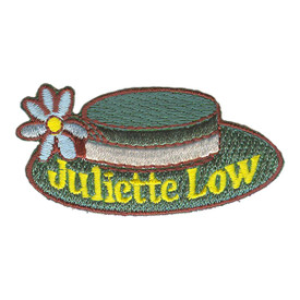S-2940 Juliette Low (Hat) Patch