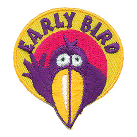S-2942 Early Bird Patch