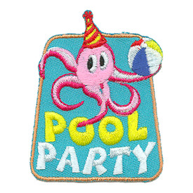 S-2944 Pool Party (Octopus) Patch