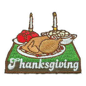 S-2947 Thanksgiving Patch