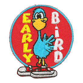 S-2949 Early Bird Patch