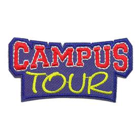 S-2963 Campus Tour Patch