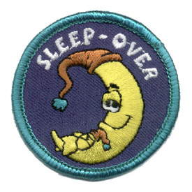 S-0161 Sleep Over Patch