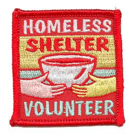 S-2969 Homeless Shelter Volunteer