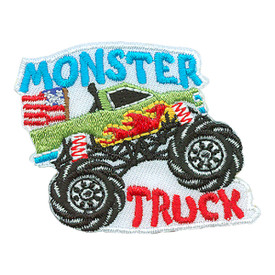 S-2982 Monster Truck Patch