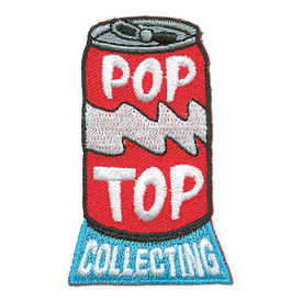 S-2987 Pop Top Collecting Patch
