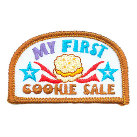 S-2988 My First Cookie Sale Patch