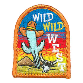 S-2996 Wild Wild West Patch