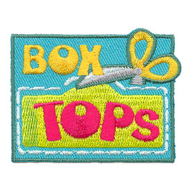 S-3021 Box Tops Patch