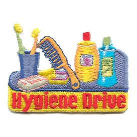 S-0193 Hygiene Drive Patch