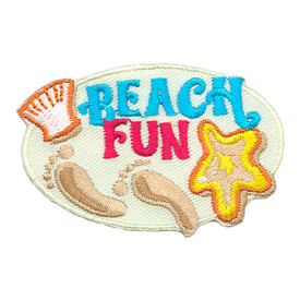 S-3029 Beach Fun Patch