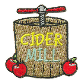 S-3030 Cider Mill Patch