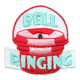 S-3033 Bell Ringing Kettle Patch