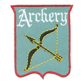 S-3035 Archery Patch