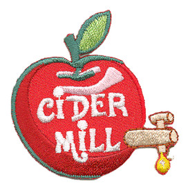 S-3037 Cider Mill Patch