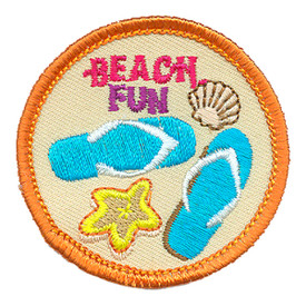 S-3038 Beach Fun Patch