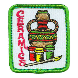 S-3047 Ceramics Patch