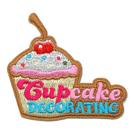 S-3050 Cupcake Decorating Patch