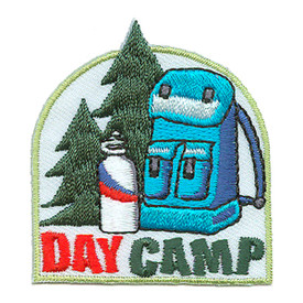 S-3060 Day Camp Patch