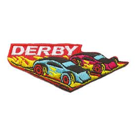 S-3065 Derby Patch