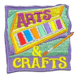 S-3067 Arts & Crafts Patch