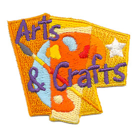 S-3074 Arts & Crafts Patch