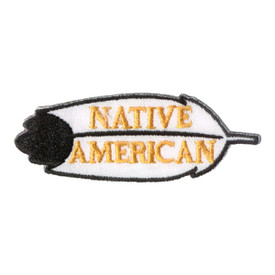S-0200 Native American Patch