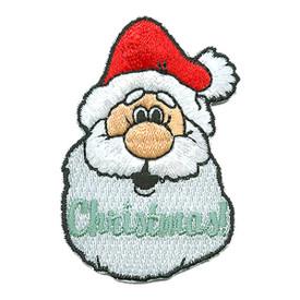 S-3076 Christmas (Santa) Patch