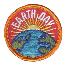 S-3079 Earth Day Patch