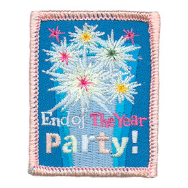 S-3080 End Of The Year Party Patch