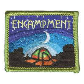 S-3081 Encampment Patch