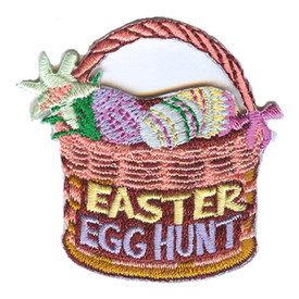 S-3083 Easter Egg Hunt (Basket) Patch