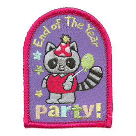 S-3088 End Of The Year Party Patch