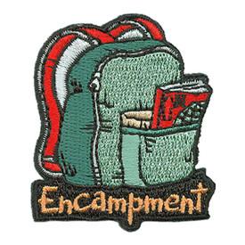 S-3090 Encampment Patch