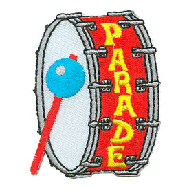 S-3117 Parade Patch