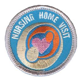 S-3122 Nursing Home Visit Patch