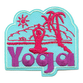 S-3123 Yoga Patch