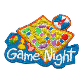S-3136 Game Night Patch