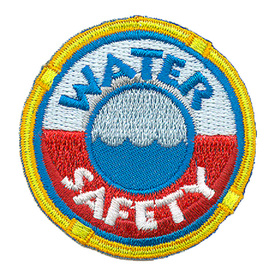 S-3138 Water Safety Patch
