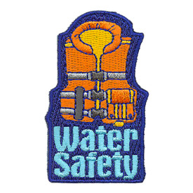 S-3144 Water Safety Patch