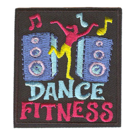 S-3148 Dance Fitness Patch