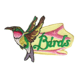 S-3155 Birds Patch
