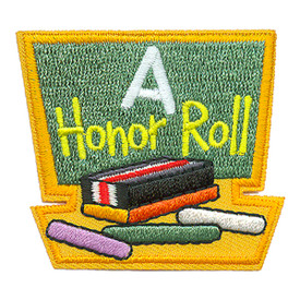 S-3157 Honor Roll Patch