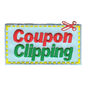 S-3158 Coupon Clipping Patch