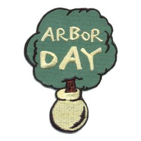 S-0217 Arbor Day  (Tree) Patch